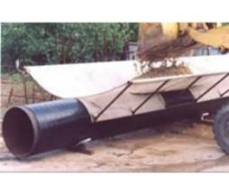 Полимерно-панельное балластирующее устройство ППУ